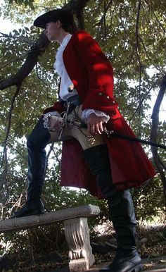Nice Pirate coat