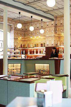 Bar Luce - Fondazione Prada, Milano, Lombardia, Italia - Wes Anderson