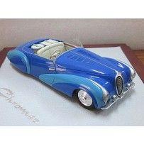 1949 Delahaye 135 MS Faget Varnet cabriolet, blue