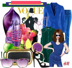 """Color is Fun"" by lindacaricofe on Polyvore"