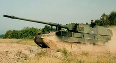 PzH 2000 155mm Self-Propelled Howitzer - Army Technology