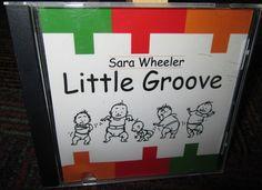 SARA WHEELER: LITTLE GROOVE MUSIC CD BY BABY WIGGLE, MUSIC EDU FOR CHILDREN, GUC