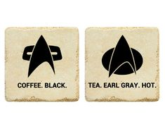 Star Trek Coasters!