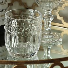 Decorative Glass Tumblers & Goblets #tumbler #glasstumbler from £7
