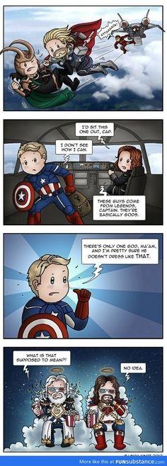 Avengers ;P