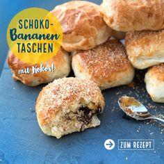Bagel, Dessert, Hamburger, Sweet Treats, Bread, Food, Instagram, Kitchens, Hot Coffee
