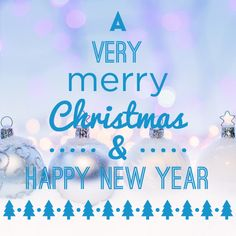 Merry Christmas And Happy New Year, Design