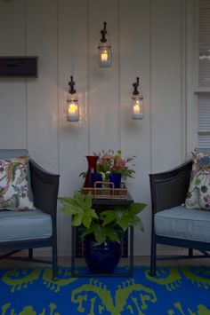 Small Patio Ideas for Your Outdoor Space - Home Improvement Blog – The Apron by The Home Depot