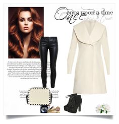 """fashion"" by adorotic ❤ liked on Polyvore featuring Balenciaga, J.W. Anderson, Breckelle's, Valentino and Once Upon a Time"