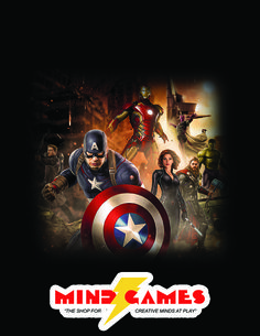 Join Thor, the Hulk, Black Widow, Iron Man, Hawkeye, and Captain America as they fight to protect Sokovia, and the world, from Ultron, an artificial intelligence obsessed with causing human extinction. Avengers: Age of Ultron is an action-packed superhero film based on the Marvel Comics superhero team the Avengers.