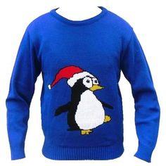 Penguin Christmas jumper | eBay UK  | eBay.co.uk