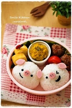 piggy bento. Anything piggie related - from pig products to animal photos! I like pigs
