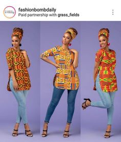 Vestidos – African Fashion Dresses - African Styles for Ladies African Fashion Ankara, Latest African Fashion Dresses, African Dresses For Women, African Print Dresses, African Print Fashion, Africa Fashion, African Attire, Modern African Dresses, African Blouses