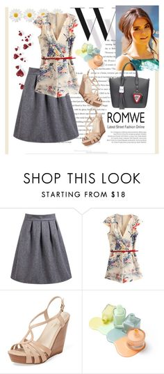 """""""Romwe (3) 7"""" by aida-1999 ❤ liked on Polyvore featuring Balenciaga and Seychelles"""