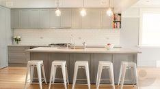 Superieur Modern Hamptons Style Kitchen