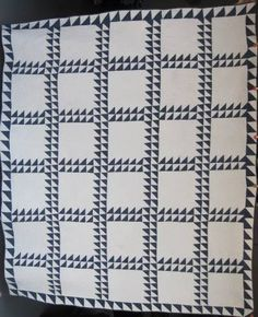 antiquequilts.com  Flying Geese