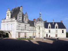 Château de Saint Aignan sur Cher - France