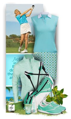 """""""Happy Golfing - Lori's Golf Shoppe"""" by christiana40 ❤ liked on Polyvore featuring NIKE and Lori's Shoes"""