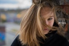 natural CloseUp portrait