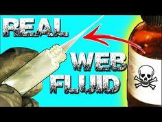 3 SPIDER-MAN WEB Types - Machine Gun, Acid, Sticky - YouTube Airsoft Grenade, Link Web, Spiderman Web, Guns, Tech, Youtube, Art, Weapons Guns, Art Background