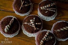 Autor foto: Klára Bernklau pro Wedme.cz Muffin, Breakfast, Sweet, Desserts, Diy, Food, Author, Morning Coffee, Candy