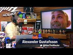 Alexander Gustafsson Suspects Jon Jones Was 'On Something' When They Fought