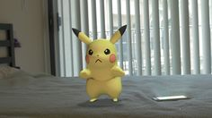 Pokemon Invasion (A Pokemon Go IRL Video)