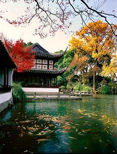 The Lingering Garden, Suzhou, China