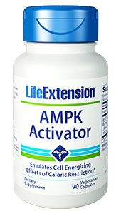 AMPK Activator, may do what Metformin does? 90 vegetarian capsules
