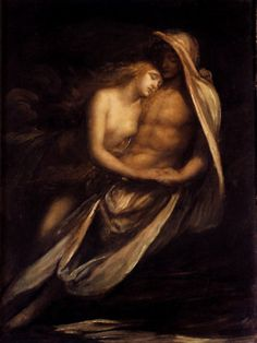 George Frederick Watts, Paulo and Francesco