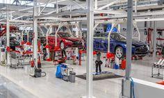 Tesla åbner sin første fabrik i Europa