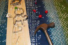 Kettukolossa: Joululahjavinkki/Gingerbread mold decoration
