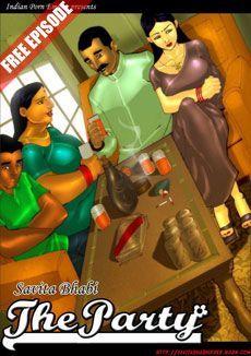 Savita Bhabhi: Episode 3 - The Party