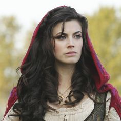 Red Riding Hood from Once Upon A Time... one of the prettiest women alive, in my opinion!