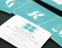 Petit Four by Jessie Usie, via Behance