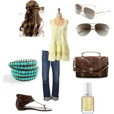 Day out shopping., created by megmlee