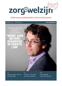 Vaktijdschrift Zorg + Welzijn  Maart 2014