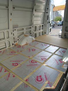 Flooring for camper/bike van « Singletrack Forum