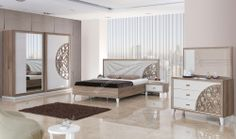 modern bed designs, double bed designs, modern bedroom furniture sets and we will give you some of latest bed and cupboard design ideas. Modern Bedroom Furniture Sets, Italian Bedroom Furniture, Bedroom Furniture Design, Luxury Bedroom Design, Bedroom Closet Design, Interior Design, Room Color Design, Best Bed Designs, Bedroom Cupboard Designs