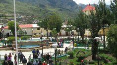 5 Nov | Aniversario d ela provincia de Oyón - Lima. Foto: Plaza de Armas de Oyón, capital de la provincia