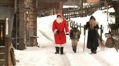 Switzerland Santa