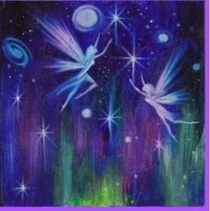 Here I have gathered a whole gamut of fairy art for your shopping and decorating pleasure, thus a fairy gallery.  Fairies are a wonderful theme...