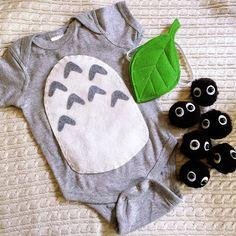 My Baby Totoro - costume