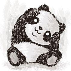 'Panda' by Toru Sanogawa