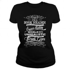 Ltd. Edition - BOOK READER'S WORLD - #fitted shirts #online tshirt design. GET YOURS => https://www.sunfrog.com/Hobby/Ltd-Edition--BOOK-READERS-WORLD-146905319-Black-Ladies.html?id=60505