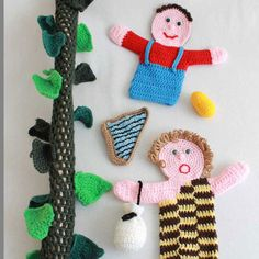 Storybook Puppets: Jack and the Beanstalk