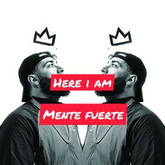 Here i am mente fuerte Movies, Movie Posters, Strong, Film Poster, Films, Popcorn Posters, Film Books, Movie, Film Posters
