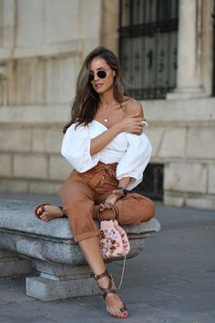 leather midi skirt looks - Lady Addict Summer Outfits, Cute Outfits, Leather Midi Skirt, Ootd, Summer Trends, Street Style Women, Spring Summer Fashion, Clothes For Women, My Style