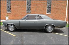 1966 Chevrolet Chevelle  350 CI, 4-Speed  #Mecum #Dallas