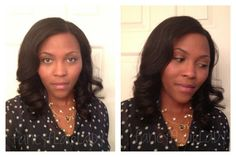Pin Curl Your Roller Set Hair (How To)